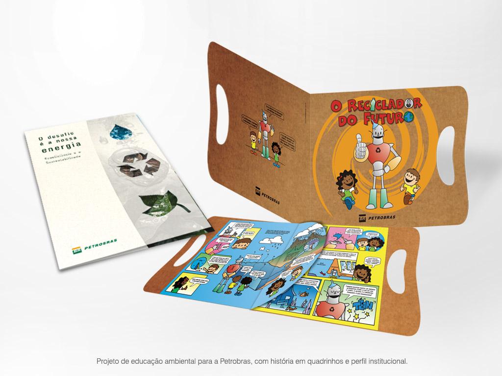 Projeto de educação ambiental – Petrobras