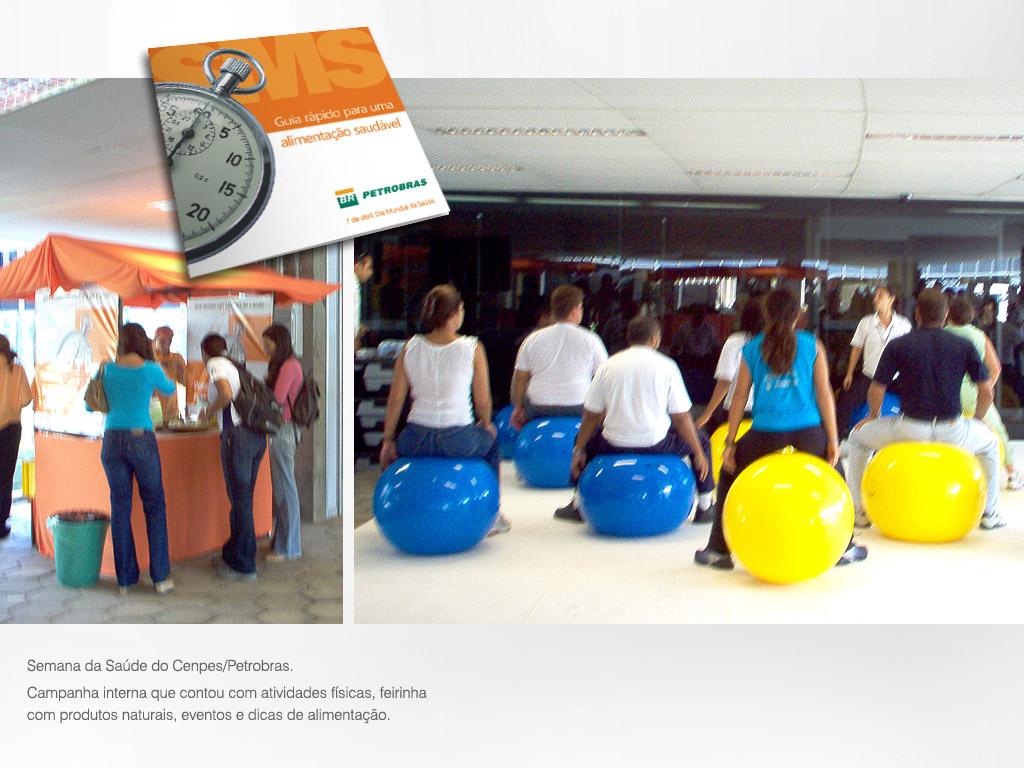 Semana da Saúde do Cenpes/Petrobras