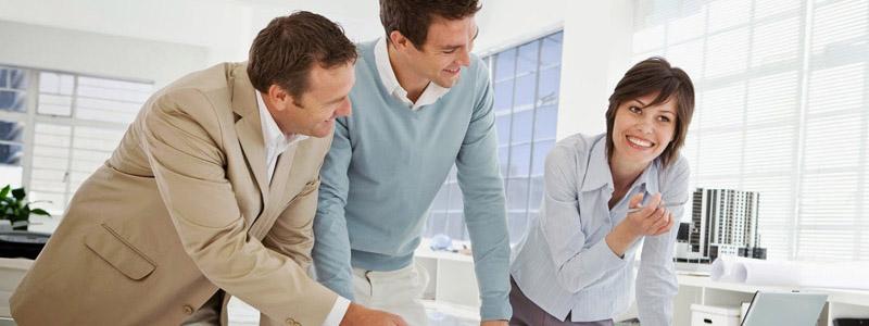 Como você conversa com seus funcionários?