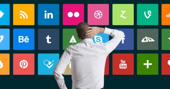 Integre as redes sociais para criar um vínculo com seus clientes