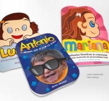 Livros infantis para Alfeu Valença