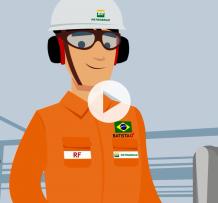 Campanha de Segurança Interna SMS – Petrobras