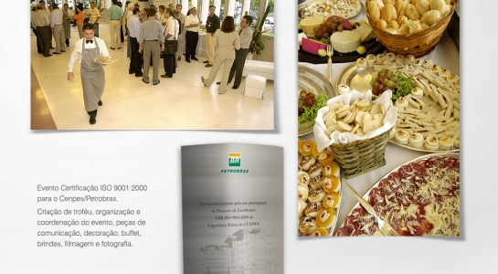 Evento Certificação ISO – Cenpes/Petrobras