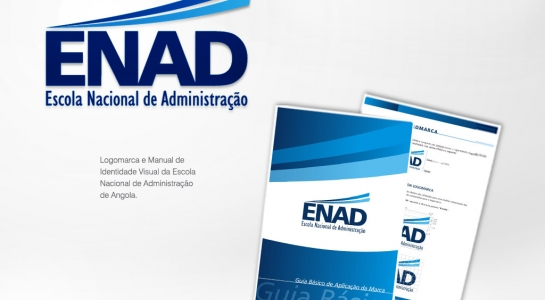 Logo e Manual de Identidade Visual – ENAD