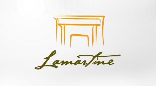 Logomarca para o espaço Lamartine