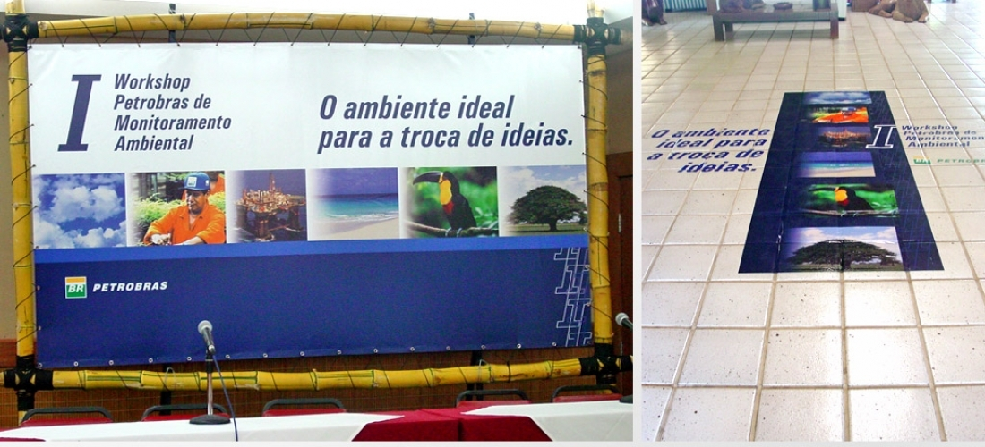 I Workshop de Monitoramento Ambiental para a Petrobras
