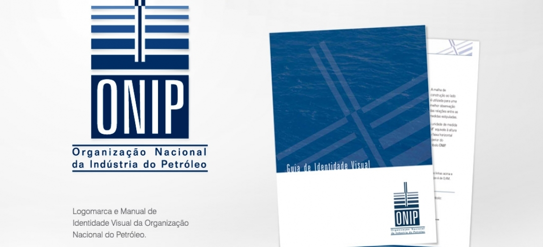 Logo e Manual de Identidade Visual – ONIP