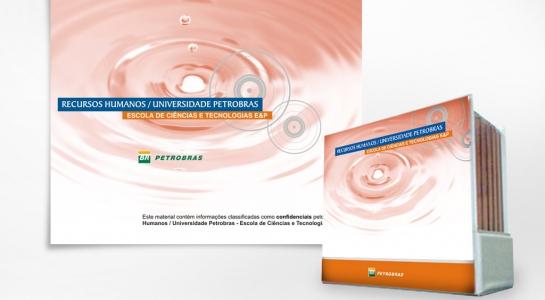 Multimídia com resultados de pesquisa da área do Pravap – Petrobras